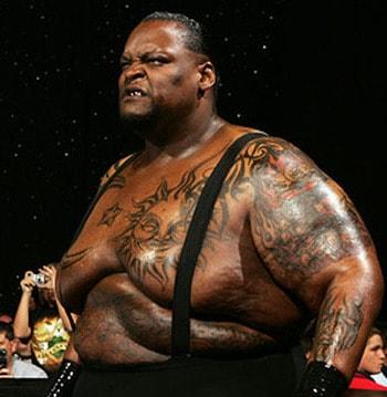 great khali weight loss