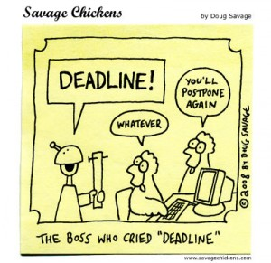 How Marketing Automation Redefines Deadlines