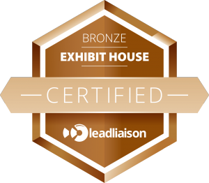 Lead Liaison Exhibit House Bronze